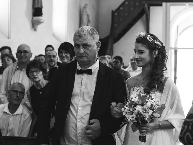 Le mariage de Gratien et Célia à Aixe-sur-Vienne, Haute-Vienne 24