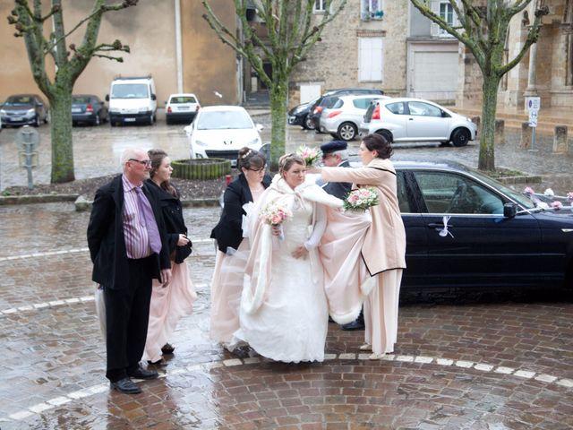 Le mariage de Léa et Wilfried à Puiseaux, Loiret 8
