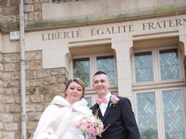 Le mariage de Léa et Wilfried à Puiseaux, Loiret 14