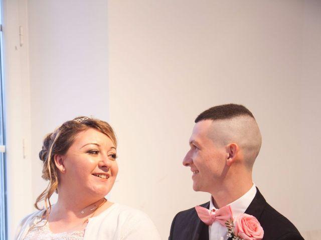 Le mariage de Léa et Wilfried à Puiseaux, Loiret 19