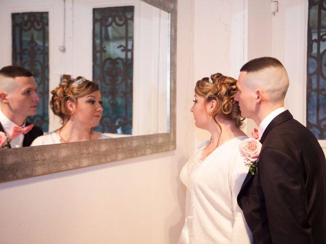 Le mariage de Léa et Wilfried à Puiseaux, Loiret 21