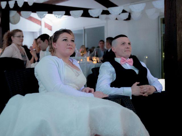 Le mariage de Léa et Wilfried à Puiseaux, Loiret 31