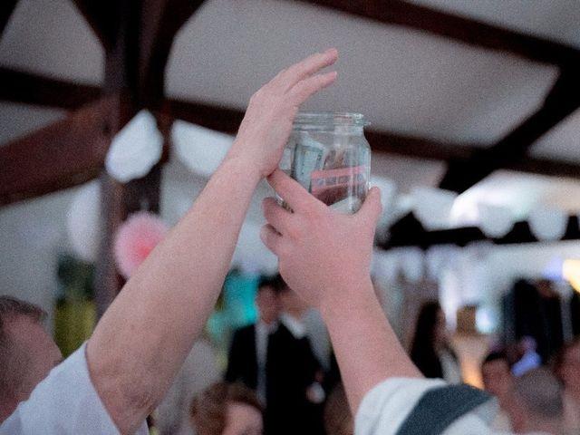 Le mariage de Léa et Wilfried à Puiseaux, Loiret 33