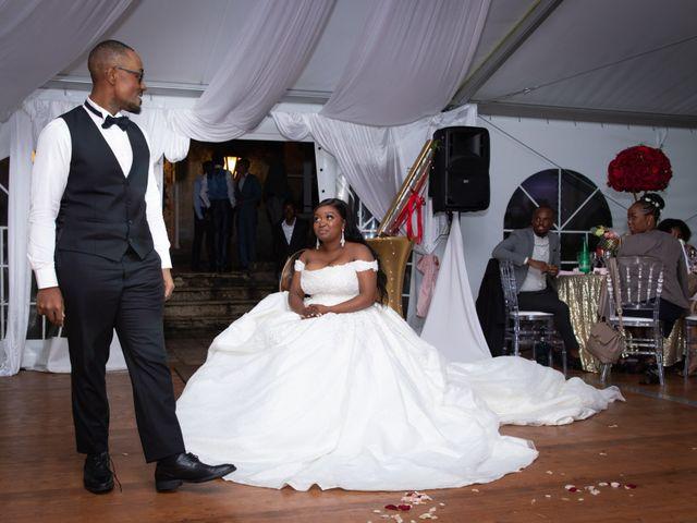 Le mariage de Lise et Thomas à Fours-en-Vexin, Eure 6
