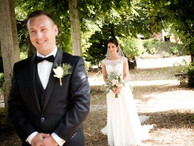 Le mariage de Cyril et Marion à Vailly-sur-Aisne, Aisne 7