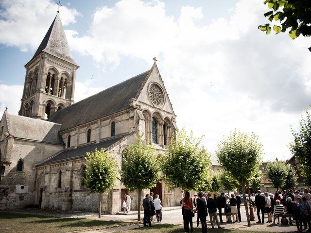 Le mariage de Cyril et Marion à Vailly-sur-Aisne, Aisne 38
