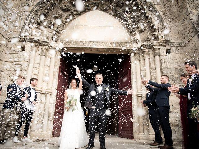 Le mariage de Marion et Cyril