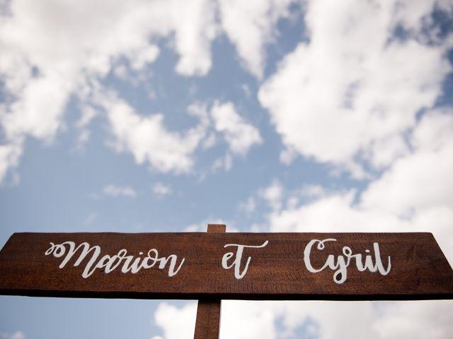 Le mariage de Cyril et Marion à Vailly-sur-Aisne, Aisne 51