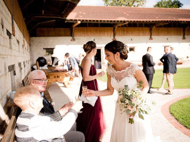 Le mariage de Cyril et Marion à Vailly-sur-Aisne, Aisne 55