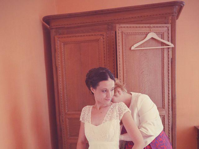 Le mariage de Sylvain et Stéphanie à Valliquerville, Seine-Maritime 15