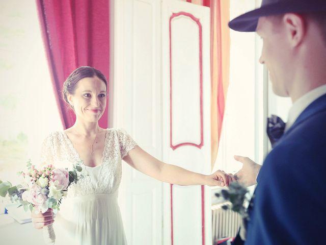 Le mariage de Sylvain et Stéphanie à Valliquerville, Seine-Maritime 21