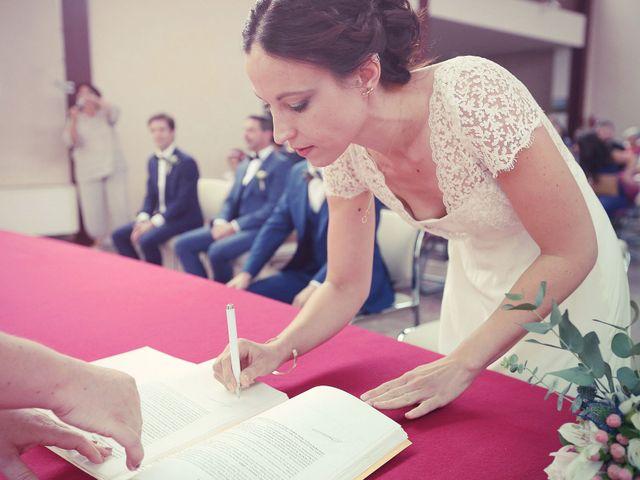 Le mariage de Sylvain et Stéphanie à Valliquerville, Seine-Maritime 25