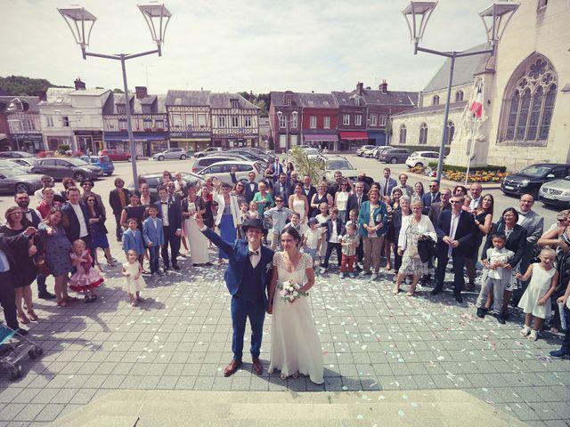 Le mariage de Sylvain et Stéphanie à Valliquerville, Seine-Maritime 28