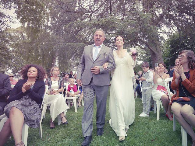 Le mariage de Sylvain et Stéphanie à Valliquerville, Seine-Maritime 32