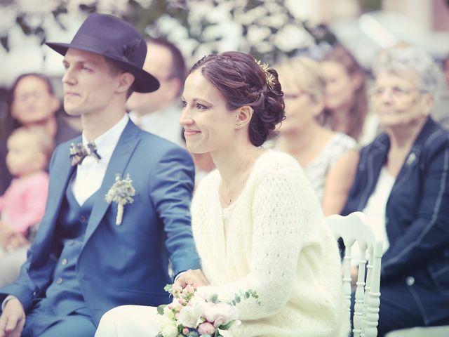 Le mariage de Sylvain et Stéphanie à Valliquerville, Seine-Maritime 33