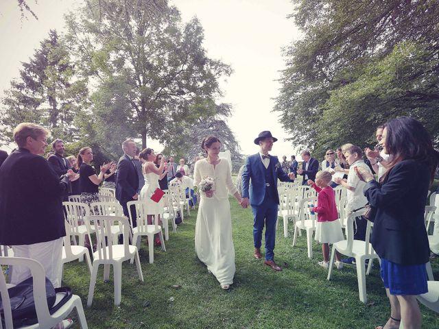 Le mariage de Sylvain et Stéphanie à Valliquerville, Seine-Maritime 58
