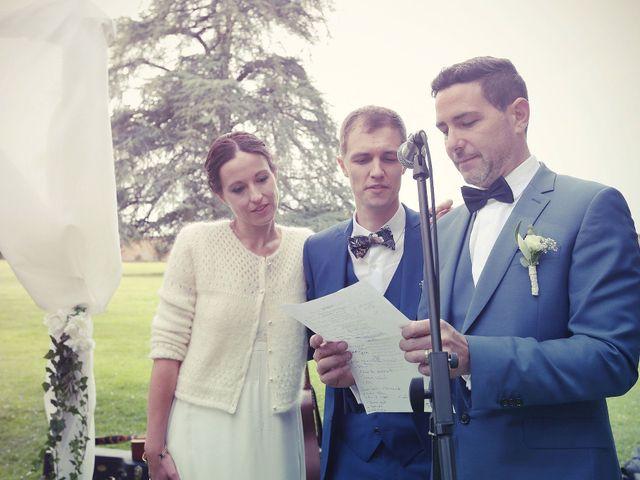 Le mariage de Sylvain et Stéphanie à Valliquerville, Seine-Maritime 59