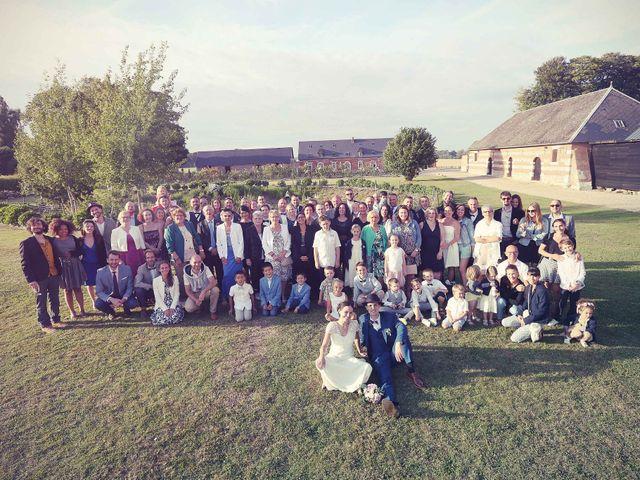 Le mariage de Sylvain et Stéphanie à Valliquerville, Seine-Maritime 79