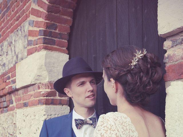 Le mariage de Sylvain et Stéphanie à Valliquerville, Seine-Maritime 82