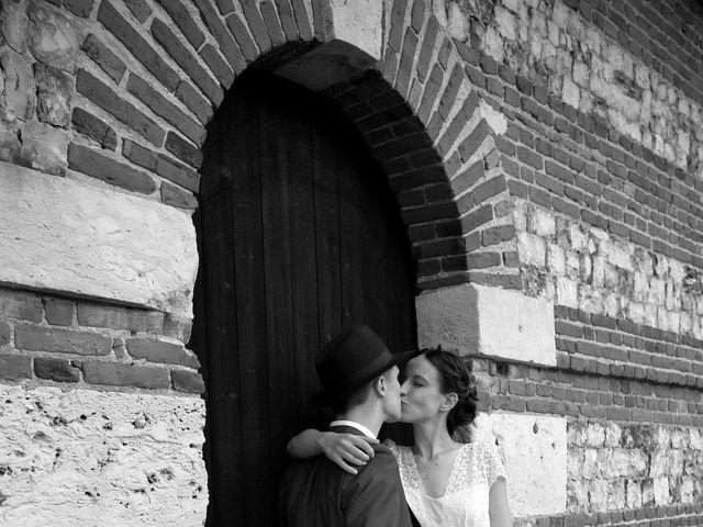 Le mariage de Sylvain et Stéphanie à Valliquerville, Seine-Maritime 84