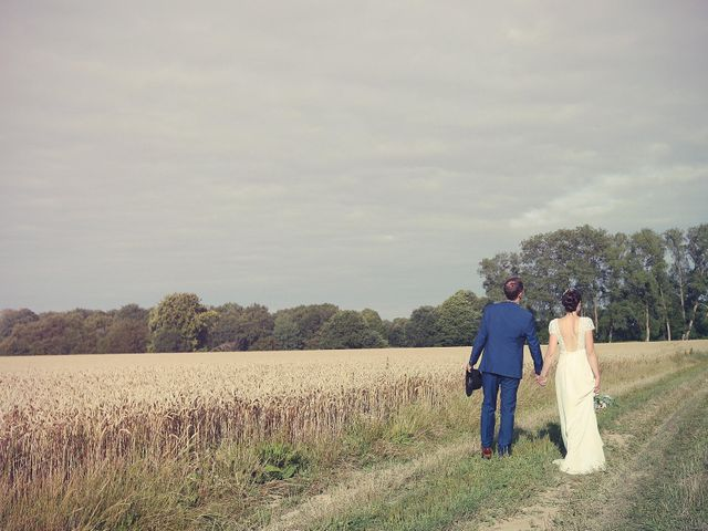 Le mariage de Sylvain et Stéphanie à Valliquerville, Seine-Maritime 85