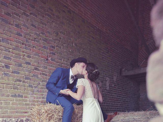 Le mariage de Sylvain et Stéphanie à Valliquerville, Seine-Maritime 86