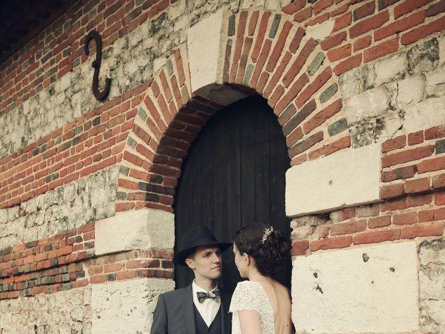 Le mariage de Sylvain et Stéphanie à Valliquerville, Seine-Maritime 88