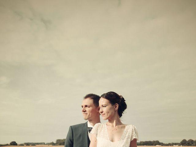 Le mariage de Sylvain et Stéphanie à Valliquerville, Seine-Maritime 91