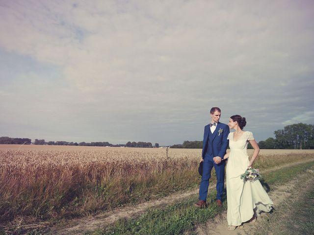 Le mariage de Sylvain et Stéphanie à Valliquerville, Seine-Maritime 92