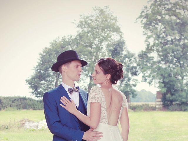 Le mariage de Sylvain et Stéphanie à Valliquerville, Seine-Maritime 105