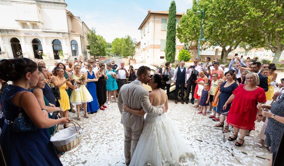 Le mariage de Mathieu et Mélanie à Sainte-Tulle, Alpes-de-Haute-Provence