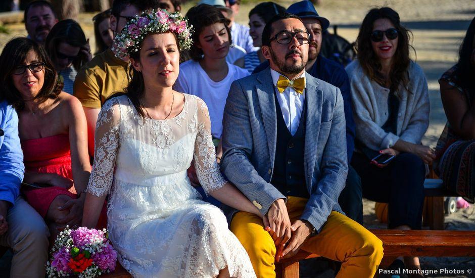 Le mariage de Franck et Marion à Calvi, Corse