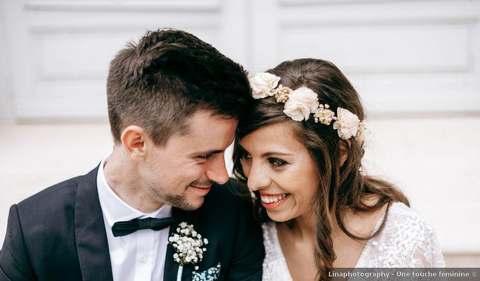 Le mariage de Lambert et Nina à Longnes, Yvelines