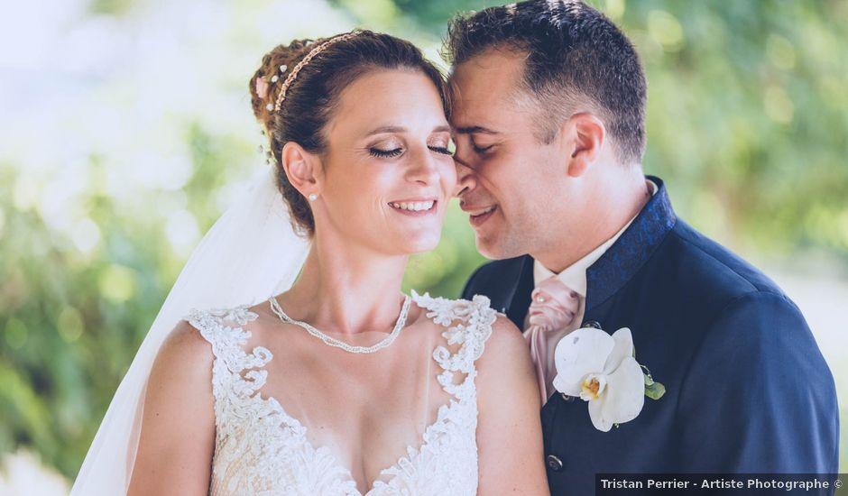 Le mariage de Sébastien et Angélique à Le Haillan, Gironde