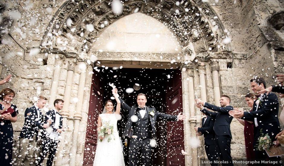 Le mariage de Cyril et Marion à Vailly-sur-Aisne, Aisne
