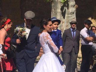 Le mariage de Christelle et David 1