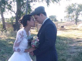 Le mariage de Christelle et David