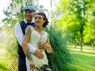 Le mariage de Anna et Bruno