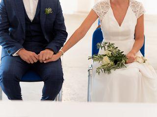Le mariage de Ariane et Yannis