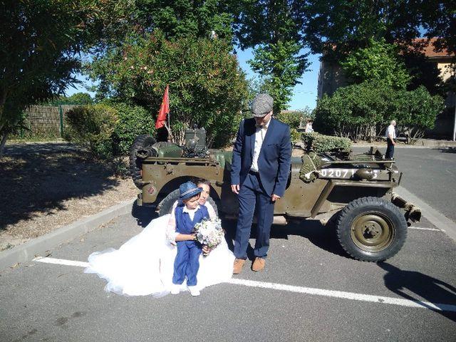 Le mariage de David et Christelle à Capestang, Hérault 3