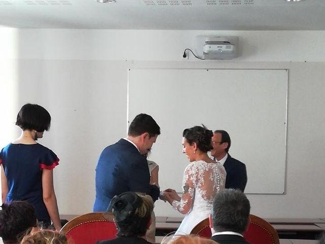 Le mariage de David et Christelle à Capestang, Hérault 6