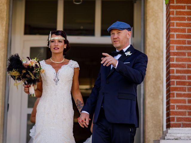 Le mariage de Bruno et Anna à Aucamville, Tarn-et-Garonne 23