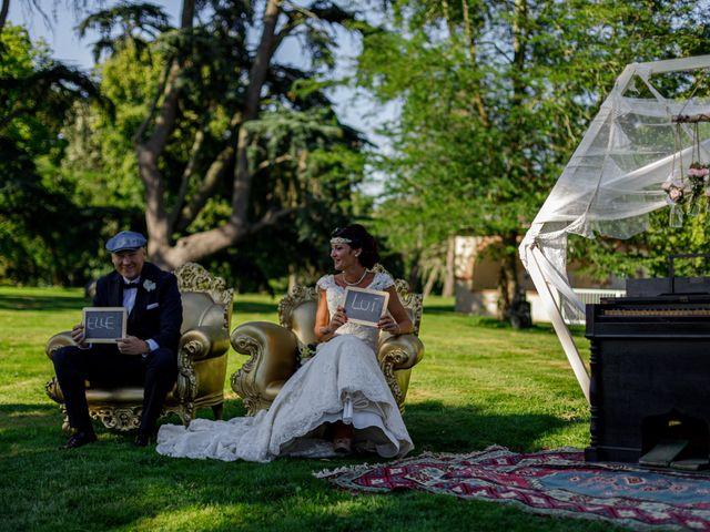 Le mariage de Bruno et Anna à Aucamville, Tarn-et-Garonne 33