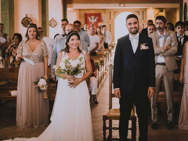 Le mariage de Romain et Lisa à Mougins, Alpes-Maritimes 54