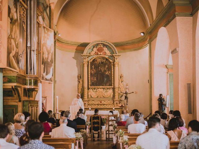Le mariage de Romain et Lisa à Mougins, Alpes-Maritimes 56