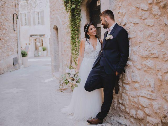 Le mariage de Romain et Lisa à Mougins, Alpes-Maritimes 70