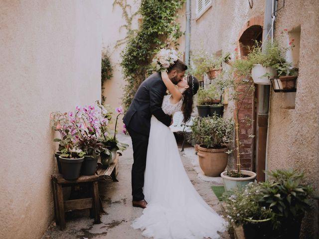 Le mariage de Romain et Lisa à Mougins, Alpes-Maritimes 71
