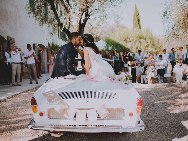 Le mariage de Lisa et Romain