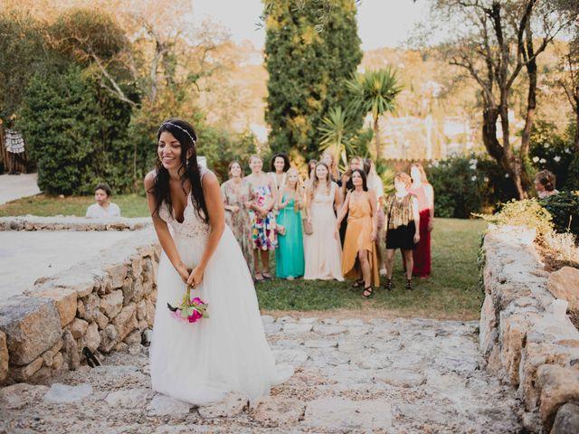 Le mariage de Romain et Lisa à Mougins, Alpes-Maritimes 87