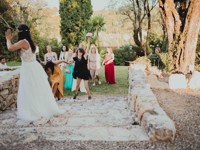 Le mariage de Romain et Lisa à Mougins, Alpes-Maritimes 89